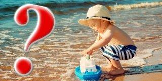Deniz Suyu ve Güneşin Çocuklara Faydaları Nelerdir?