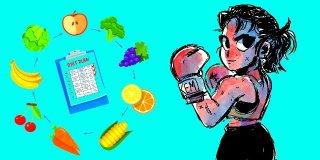 Sporcu Diyet Programları