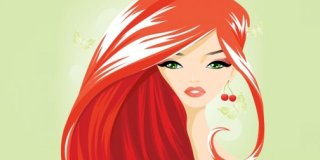Platin Renkli Saçlara Bakım Önerileri