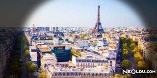 Paris'te Mutlaka Gezilmesi Gereken Yerler