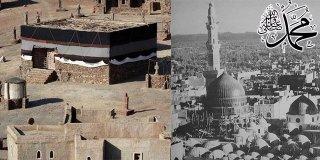 Hz. Muhammed'in Mekke ve Medine Yılları