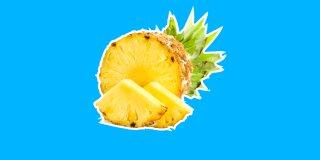 Ananasın İnsan Sağlığı Üzerindeki Mucizevi Faydaları