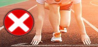 Koşu Sporunda En Çok Yapılan 7 Hata!