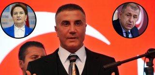 Sedat Peker; Milliyetçiliği MHP Çatısı Altında İslamsızlaştıramayınca İyi Parti'yi Kurdular!