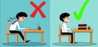 Çocuklardaki Duruş Bozukluğu Hakkında Ailelere Öneriler