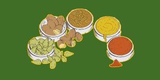 Baharatların Bilinmeyen Faydaları