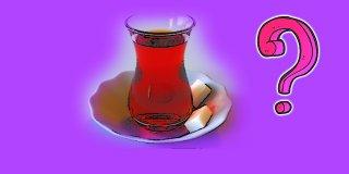 Sevilen İçecek Çayın Tarihi