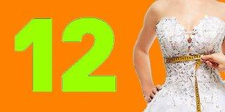 12 Maddede Düğününüzde Fit Olun!