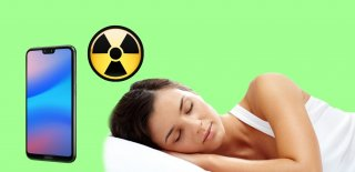 Uyurken Akıllı Telefonları Kendinizden Uzak Tutun!