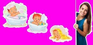Bebek Nasıl Yıkanır? Çok Yıkamak Zararlı Mıdır?