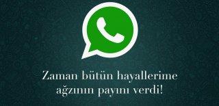 Whatsapp Durumları- Etkileyici Whatsapp Durum Sözleri, En Güzel Whatsapp Sözleri
