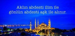 Dini Sözler - En Güzel İslami Sözler, Anlamlı, Resimli ve Etkili Dini Sözler
