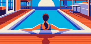 Anadolu Yakasındaki Yüzme Havuzları