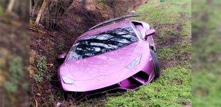 Bitcoin Milyoneri Milyonluk Lamborghini'yi Çukurda Bırakıp Gitti