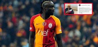 Galatasaraylı Diagne Eleştirilere Instagram Hesabından Cevap Verdi