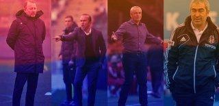 Beşiktaş Teknik Direktörlüğü İçin 4 Aday