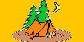 Dünya'nın En Güzel 7 Kamp Yeri!