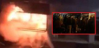 Bomba Gibi Patladı! Halk Sokağa döküldü