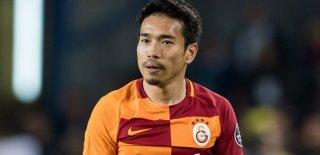 Galatasaray'da Nagatomo Mesaisi