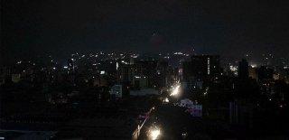 ABD'li Pompeo Venezuela'daki Elektrik Kesintisi Hakkında Konuştu