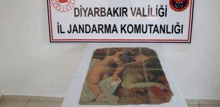 Diyarbakır'da Picasso İmzalı Tablo Ele Geçirildi