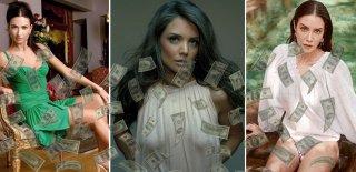 Nafaka Zengini Ünlü Kadınlar