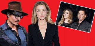 Johnny Depp'ten Eşine 50 Milyon Dolarlık Dava