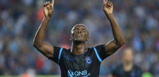 Trabzonspor'da Anthony Nwakaeme Durdurulamıyor
