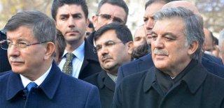 Yeni Parti Kuracağı İddia Edilen Davutoğlu ve Gül Ekrana Çıktı
