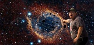 Evrenin Sesi - NASA'nın Yayınladığı Ses Korkunç!
