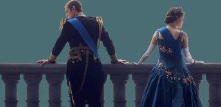 Netflix'in Dönem Dizisi: The Crown