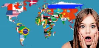 Dünyanın En Büyük 10 Ülkesi