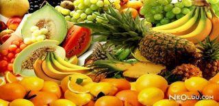 Meyvelerin Organlara Yararları