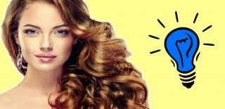 Isı Kullanmadan Dalgalı Saçlar Yapmanın 5 Yolu