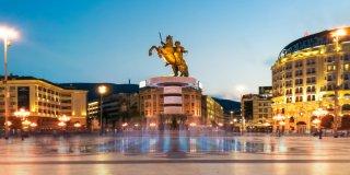 Makedonya Gezilecek Yerler