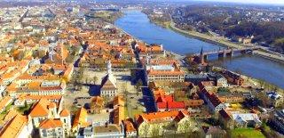 Kaunas Gezilecek Yerler