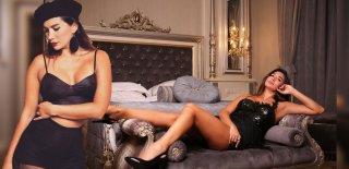 Nilay Dorsa Sezonu Erken Açtı Bikini Pozları Instagram'ı Salladı