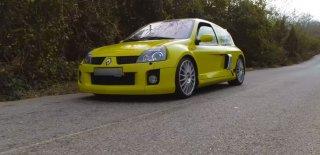 780 Bin TL'ye Satılan 2005 Model Renault Clio Sosyal Medyayı Sarstı