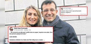 Dilek Kaya İmamoğlu'ndan Darbe Gecesi Skandal Sözler: Halka Akıl Fikir Diliyorum!