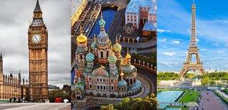 Avrupa'nın En Kalabalık Şehirleri