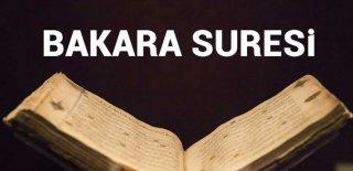 Bakara Suresi 153. 157. Ayetlerde Verilen Mesajlar Nelerdir?