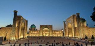 Özbekistan Gezilecek Yerler