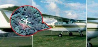 40 Yıllık Gizemi Google Maps'ten Çözdü! Kayıp Uçak Enkazını Buldu!