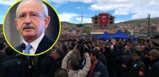 Kemal Kılıçdaroğlu Katıldığı Şehit Cenazesinde Saldırıya Uğradı