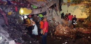 Filipinler'i Deprem Vurdu! Onlarca Ölü Var!