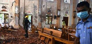 Sri Lanka Hükümetinden Açıklama: Saldırılar Yeni Zelanda Saldırısına Misilleme!