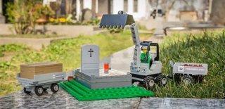 Çocukların Ölümü Anlamasına Yardımcı Olacak Özel Lego Seti Tasarlandı