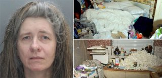 Yatalak Annesini Terk Etti Yaşlı Kadın Çöp Evde Hayatını Kaybetti!
