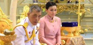 Güvenlik Görevlisiydi Tayland Kraliçesi Oldu!