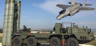ABD'den S-400 Gerilimini Arttıran Açıklama: F-35 Programından Çıkartırız